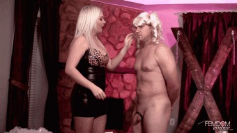 Lexi Sindel – Boyfriend turned sissy bitch