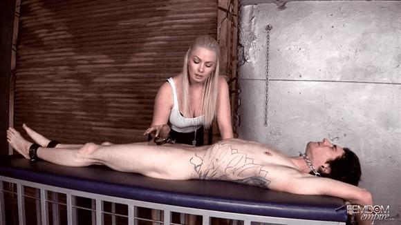 Lexi Sindel – Brutal Cock tease_cover
