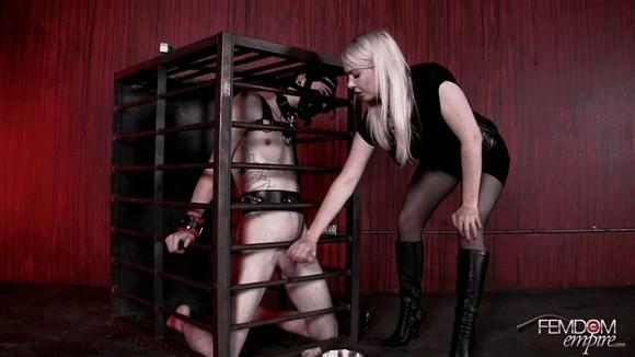 Lexi Sindel – Caged Cum Extraction_cover