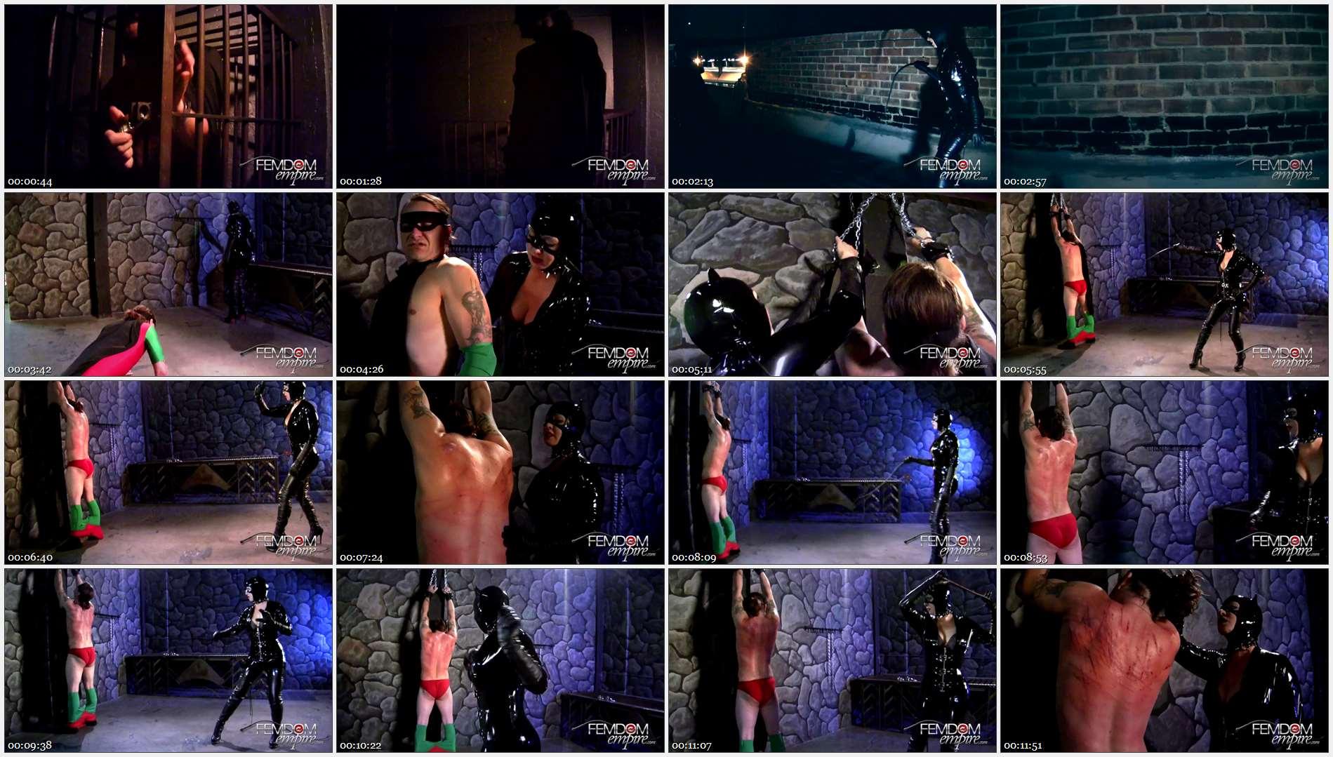 Lexi Sindel – Catwoman Returns