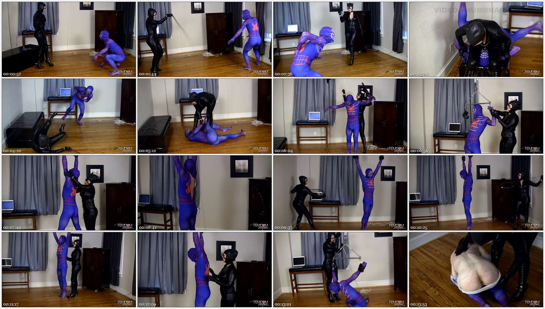Lexi Sindel – Catwoman Whipping