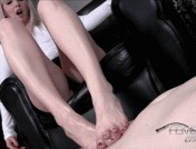 Lexi Sindel – Cum Covered Toes