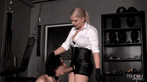 Lexi Sindel – Cum like a slave_cover