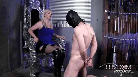 Lexi Sindel – Damaging slave Balls_cover