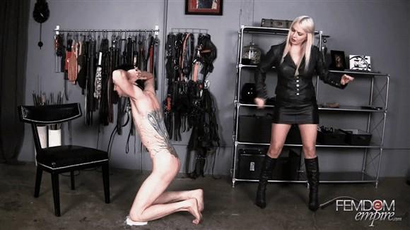 Lexi Sindel – Extensive slave training -Full Movie_cover