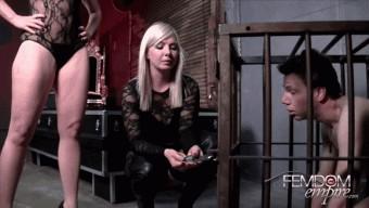 Lexi Sindel – Mistress T – Sperm Farm