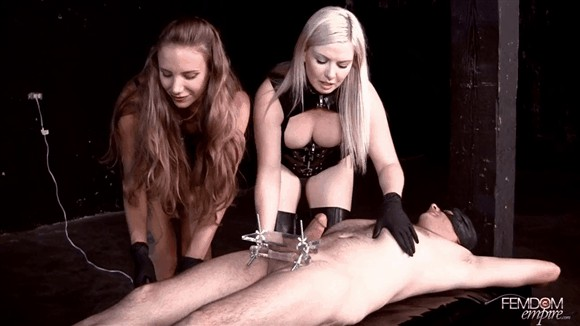 Lexi Sindel – Mona Rogers – Ball crusher Electro rod_cover