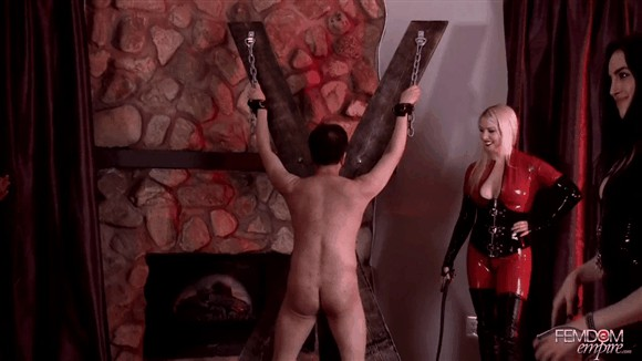 Lexi Sindel – Mona Rogers – Nyx Blake – Whipping the little man_cover