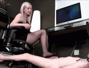 Lexi Sindel – Office Milking