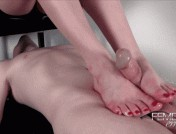 Lexi Sindel – Perfect Footjob