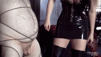 Lexi Sindel – Punishing his balls