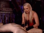 Lexi Sindel – Steel Chastity Milking