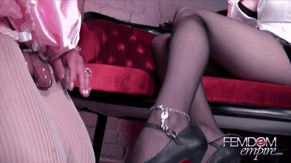 Lexi Sindel – Stripped of manhood sissy_cover