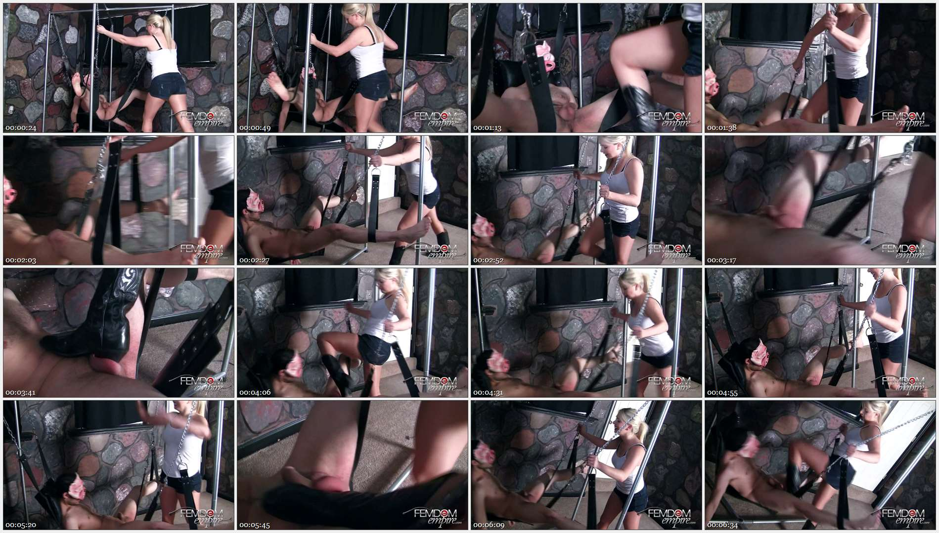 Lexi Sindel – These Boots are made for BUSTING!