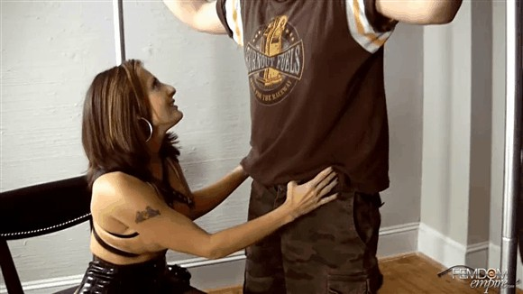 Lola Lynn – Milked into CHASTITY_cover