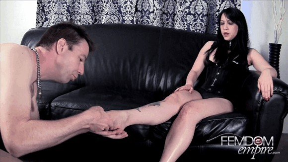 Lydia Supremacy – Lydia\'s supreme feet_cover