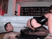 Mistress T – Mistress Cums First