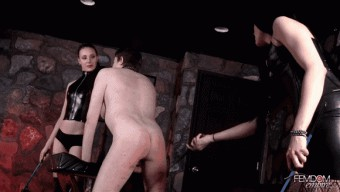 Mona Rogers – Nyx Blake – Caned into obedience