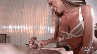 Shawna Leneé – Spiked Cock Cage