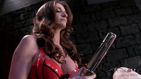 Silvia Saige – Prostate Fuck Stick_cover