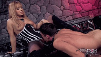 Lea Lexis – Pussy Whipped