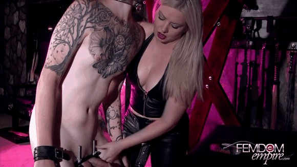 Lexi Sindel – Having her way with his Ass!_cover