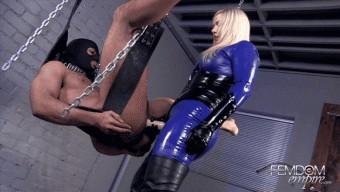 Lexi Sindel – Slammed by my Strap-on