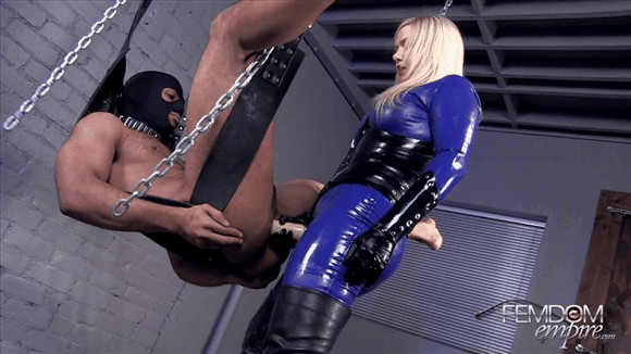 Lexi Sindel – Slammed by my Strap-on_cover