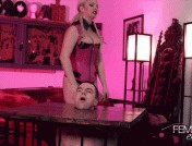 Lexi Sindel – Spit Box Abuse