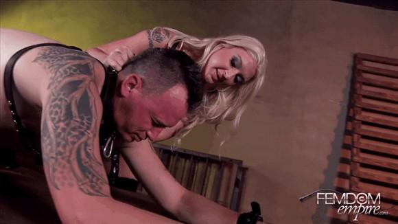 Leya Falcon – Revenge of the Blonde_cover