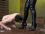 Lydia Supremacy – Boot Slaves Reward