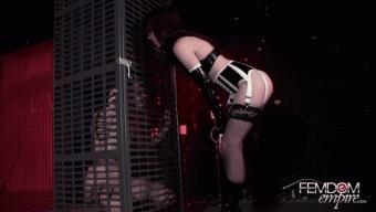 Mina Thorne – Mina\'s Boot Fucker