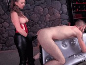 Mistress T – Anally Violated
