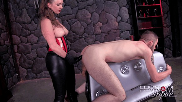 Mistress T – Anally Violated_cover