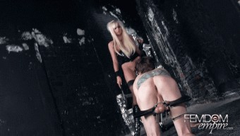 Rikki Six – Pussy Whipped Slave