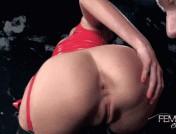 Riley Reid – Ride your slave face