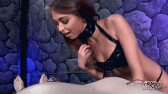 Riley Reid – Teased & Milked