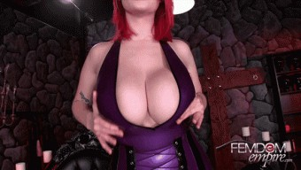 Siri – Busty Submission