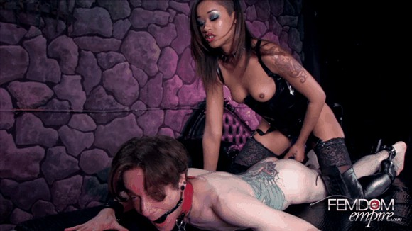 Skin Diamond – Ass to Mouth Slut_cover