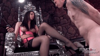 Tiffany Tyler – How to train your slave
