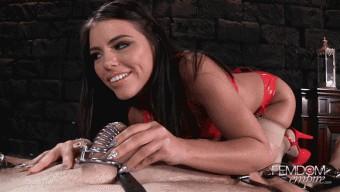 Adriana Chechik – Sexual Chastity Torment