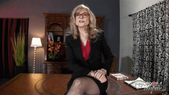 Nina Hartley – Job Interview JOI Test