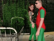 Sheena Rose – Poison Ivy: Toxic Seductress