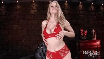 Anikka Albrite – Worship My Sweaty Ass