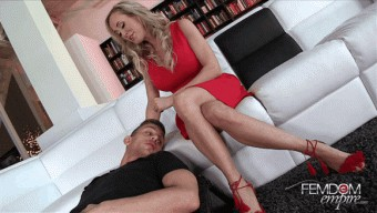 Brandi Love – Slave Alexander – Step-Mom Knows Best!