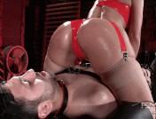 Kristina Rose – Cruel Ass Cock Teasing