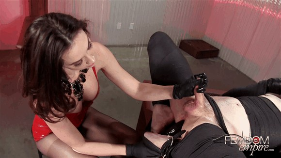 Chanel Preston – Slave Kade – Cum like a bitch for Tiffany_cover