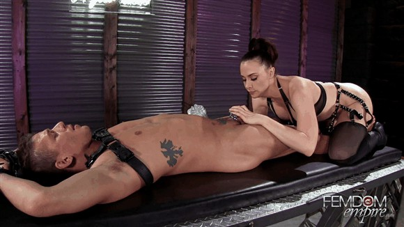 Chanel Preston – Silicone Pussy Torture_cover