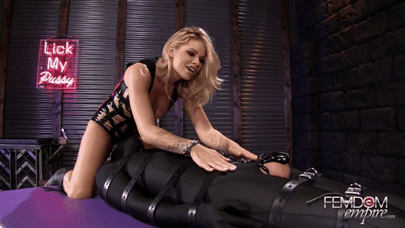 Jessa Rhodes – Chastity Cum Control_cover