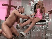 Kat Dior – Suffer At My Royal Feet